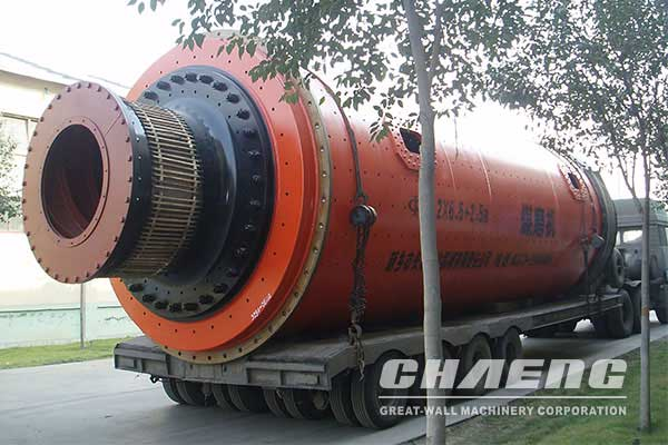 What is the reason for the lower and lower output of ball mills