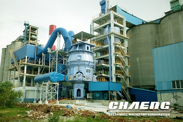 Can the vertical roller mill realize the recycling of nickel slag?