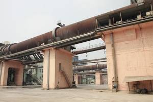 5000t/d Cement Plant of Henan Meng Electric Group Cement Co., Ltd.