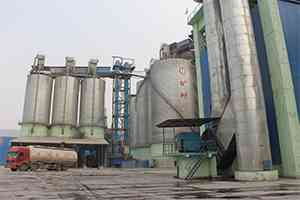 Annual Production of 600,000t Slag Powder Production Line of Guangdong Yuehai Building Materials Co.