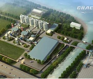 1.5 Million t/a GGBS Plant of Baosteel Group Corporation