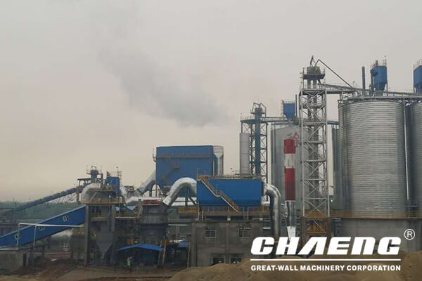 Hebei Tangshan 1000000t/a slag powder production line EPC project