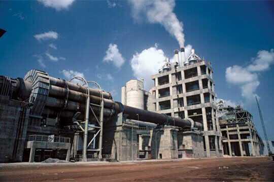 Cement Manufacturing Plants : T d cement plant