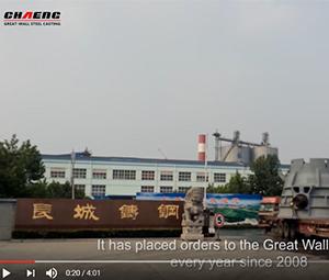 Chaeng-Large steel casting manufacturer