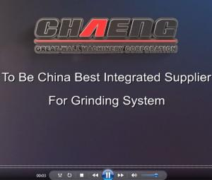 Chaeng new dry cement production line