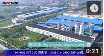 chaeng slag grinding plant(ggbs grinding plant) ground granulated blast furnace slag line
