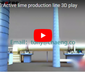 50-1200t/d  EPC Service active lime production line
