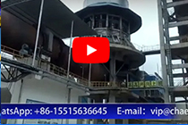 100-1500t/d lime rotary kiln, active lime production line, active lime plant
