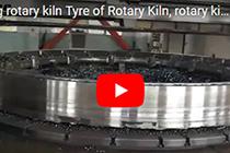 chaeng rotary kiln Tyre of Rotary Kiln, rotary kiln parts