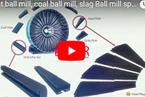 cement ball mill, coal ball mill, slag Ball mill spare parts