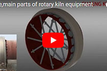Kiln tyre,main parts of rotary kiln equipment