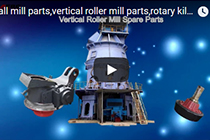 ball mill parts,rotary kiln parts,vertical roller mill parts