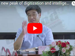 Towards new peak of digitization and intelligence