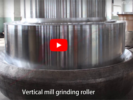 Parts of vertical roller mill, vertical roller mill cost