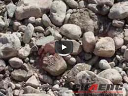 sand stone aggregate productiong line
