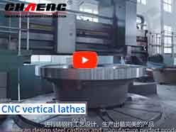steel castings for the building materials industry