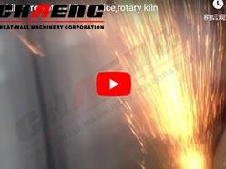rotary kiln tyre, rotary kiln service,rotary kiln